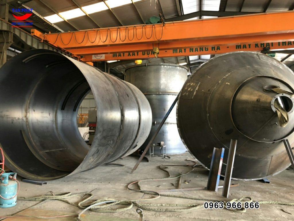 sản xuất silo