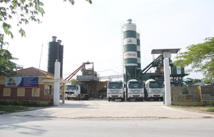 Danh sách công ty bê tông xi măng ở Bắc Ninh