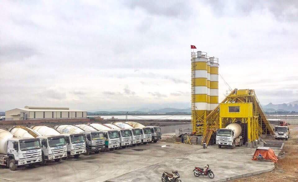bê tông Vượng Phát Quảng Ninh