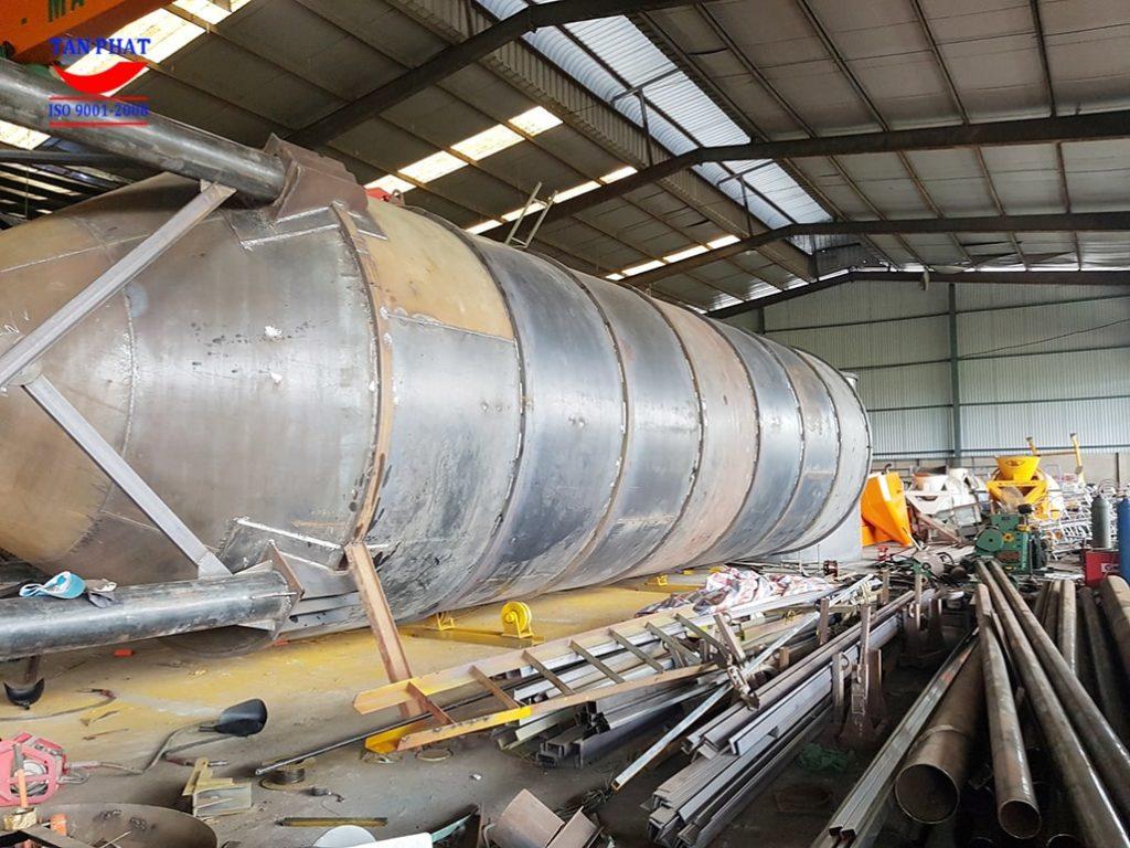 sản xuất silo trạm trộn bê tông